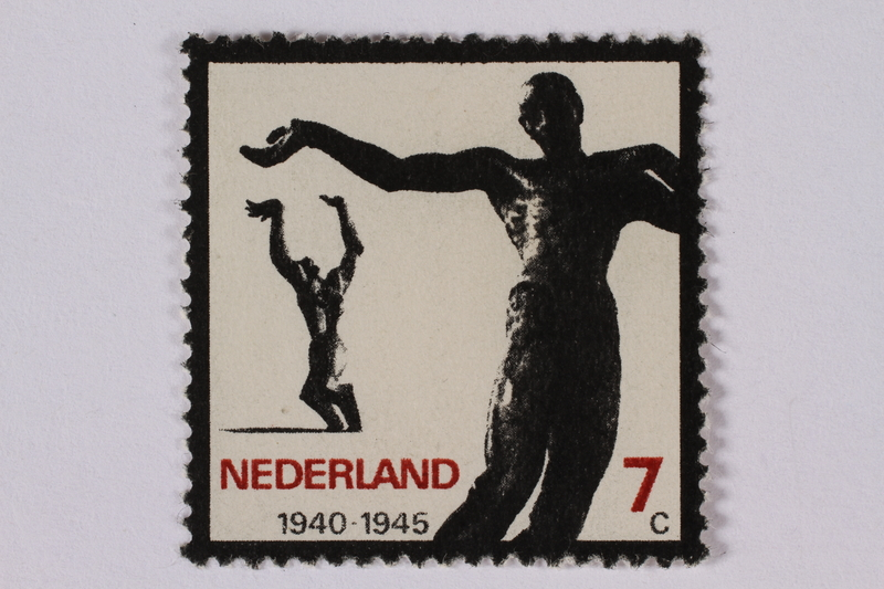 1995.128.91 front Postage stamp