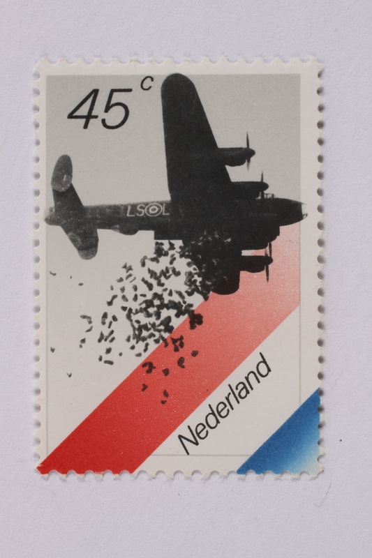 1995.128.93 front Postage stamp