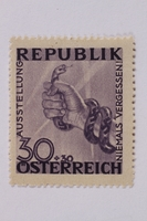 1995.128.95 front Postage stamp  Click to enlarge