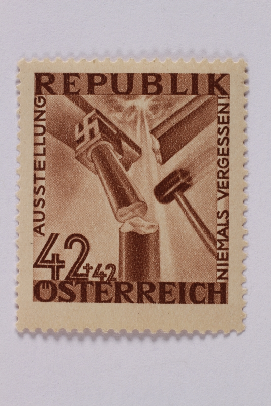 1995.128.96 front Postage stamp