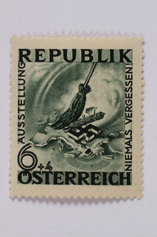 1995.128.97 front Postage stamp