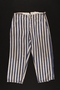 Concentration camp uniform pants worn by a Jehovah's Witness inmate