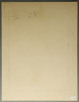 1995.132.12 back Drawing by William Sharp  Click to enlarge