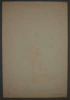 1995.132.23 back Drawing by William Sharp  Click to enlarge