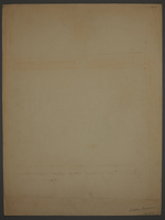 1995.132.31 back Drawing by William Sharp  Click to enlarge