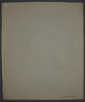 1995.132.55 back Drawing by William Sharp  Click to enlarge