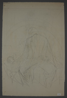 1995.132.60 back Drawing by William Sharp  Click to enlarge