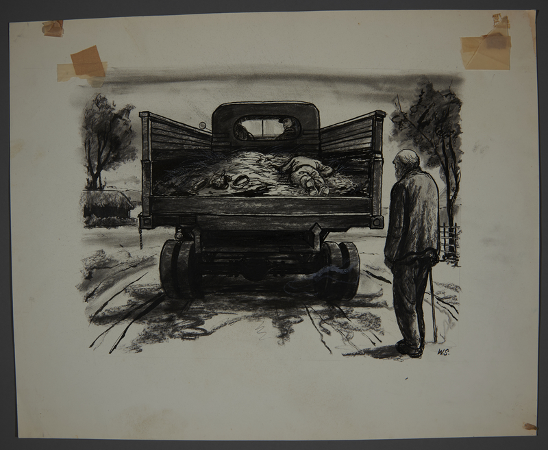 1995.132.65 a front Drawing by William Sharp