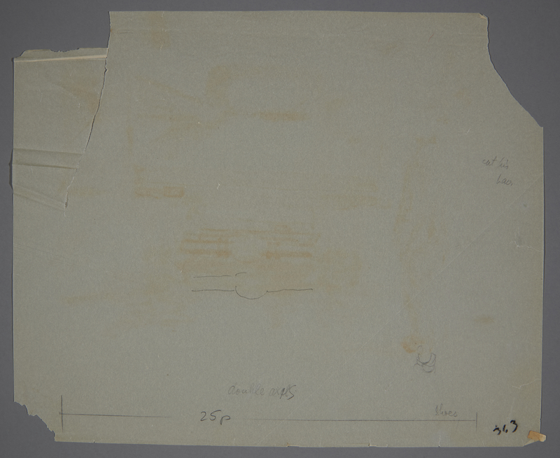 1995.132.65 b front Drawing by William Sharp