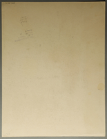 1995.133.16 back Drawing by William Sharp  Click to enlarge
