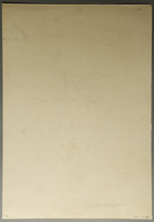 1995.133.27 back Drawing by William Sharp  Click to enlarge