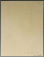 1995.133.32 back Drawing by William Sharp  Click to enlarge