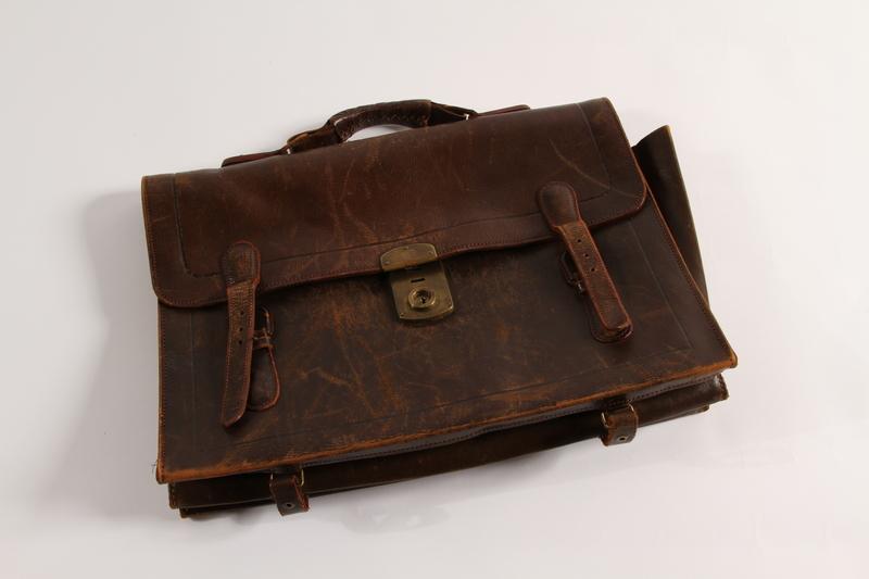 2014.415.3 front Briefcase