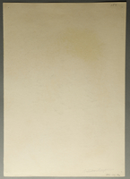 1995.133.46 back Drawing by William Sharp  Click to enlarge