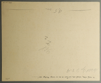 1995.133.47 back Drawing by William Sharp  Click to enlarge
