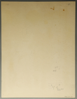 1995.133.55 back Drawing by William Sharp  Click to enlarge