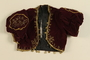 Blouse worn by a member of a Czech-Moravian nomadic Romani group