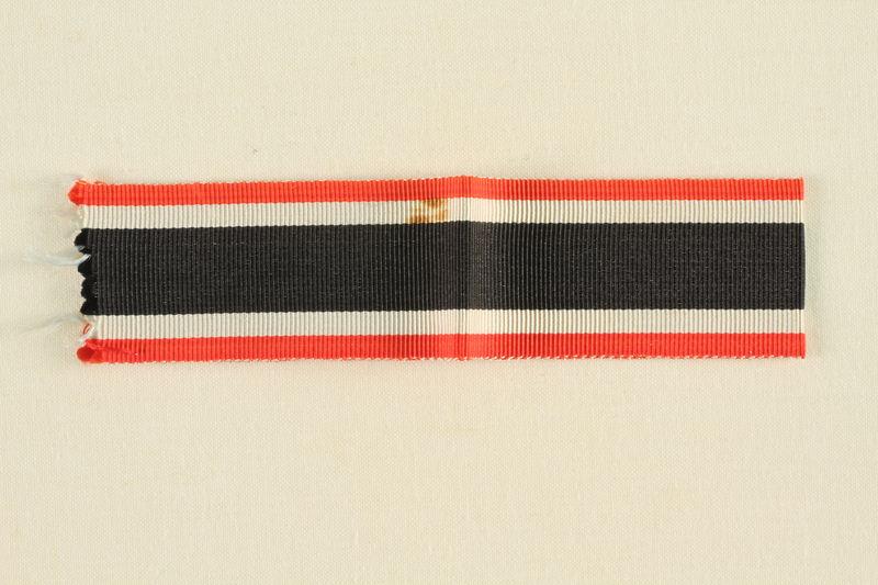 1995.142.15 front Grosgrain ribbon