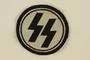 Nazi SS badge