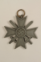 1995.142.5_a front War Merit Cross  Click to enlarge