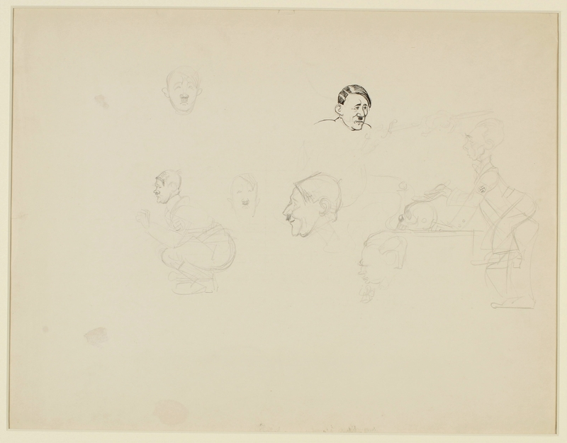 CM_1995.40.42_a front Arthur Szyk sketch