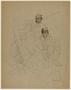 Arthur Szyk satirical antiwar sketch
