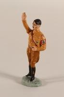 1995.51.2 side Toy figure of Hitler  Click to enlarge