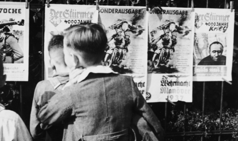 Nazi Propaganda | The Holocaust Encyclopedia